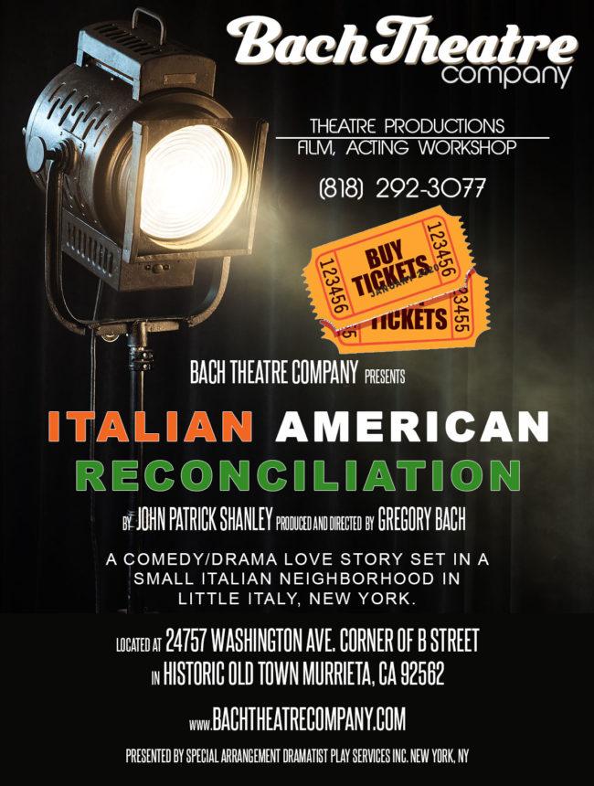 Italian American Reconciliation